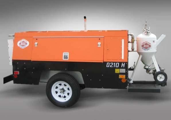 B100 Mobile Soda Blaster - SodaWorks com