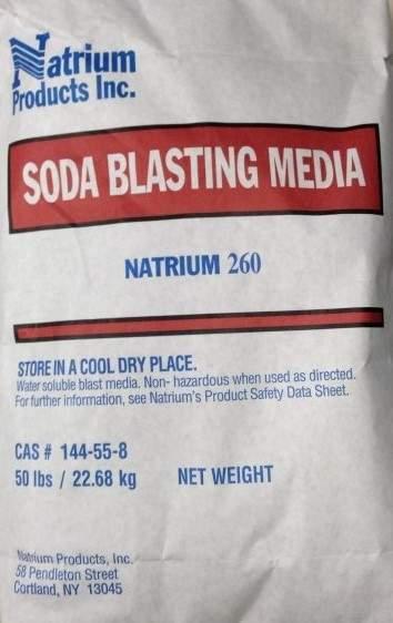 Soda Blasting Media >> Natrium Soda Blasting Media Sodaworks Com
